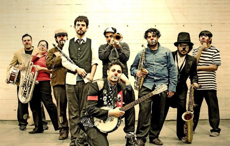 Triciclo-Circus-Band