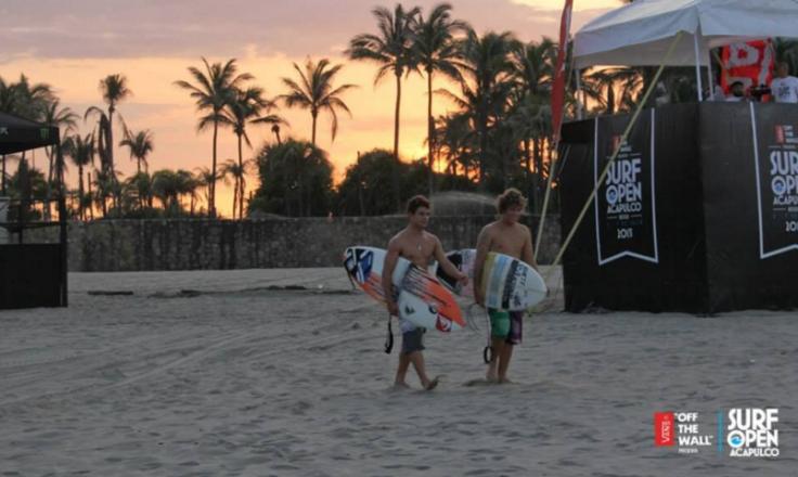vans surf open