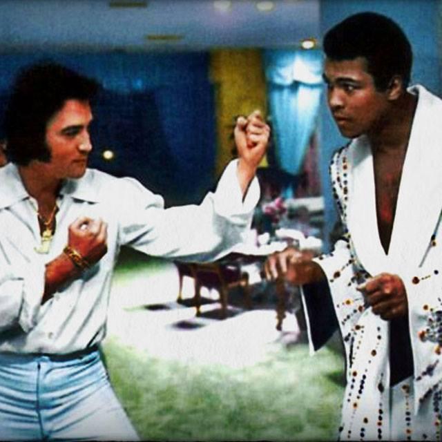 %22 Elvis Presley fue el más dulce, más humilde y mejor hombre con el que te gustaría saber.%22 Feliz 80 vo cumpleaños Elvis Presley!