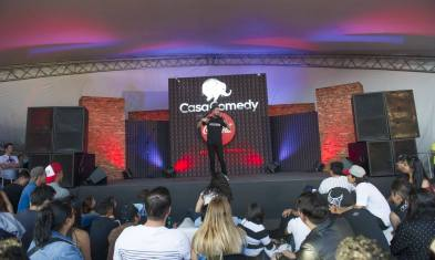 Vive Latino 2017 casa comedy 1
