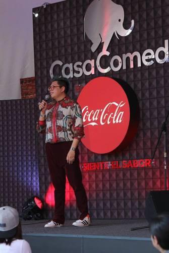 Vive Latino 2017 casa comedy 2