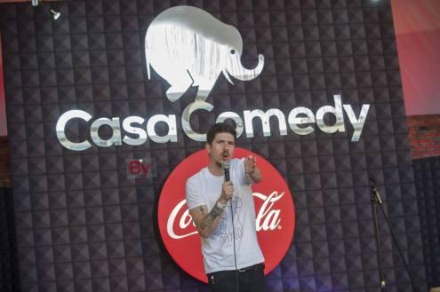 Vive Latino 2017 casa comedy
