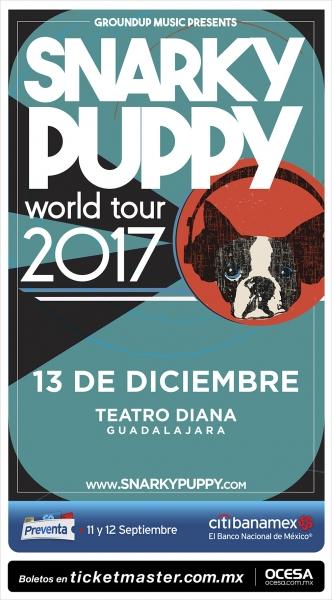 Snarky Puppy - Teatro Diana